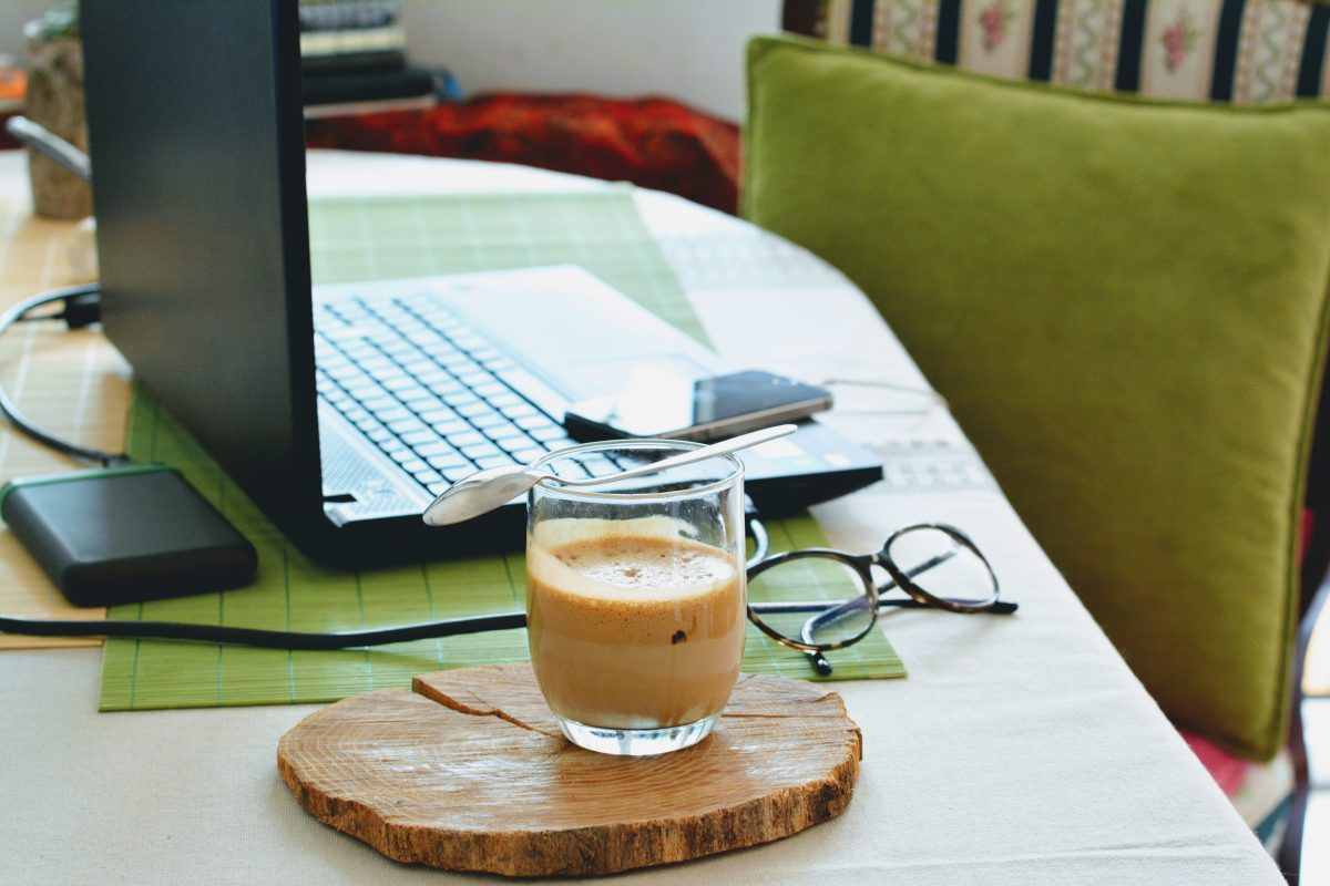 Tips for people working from home during the lockdown